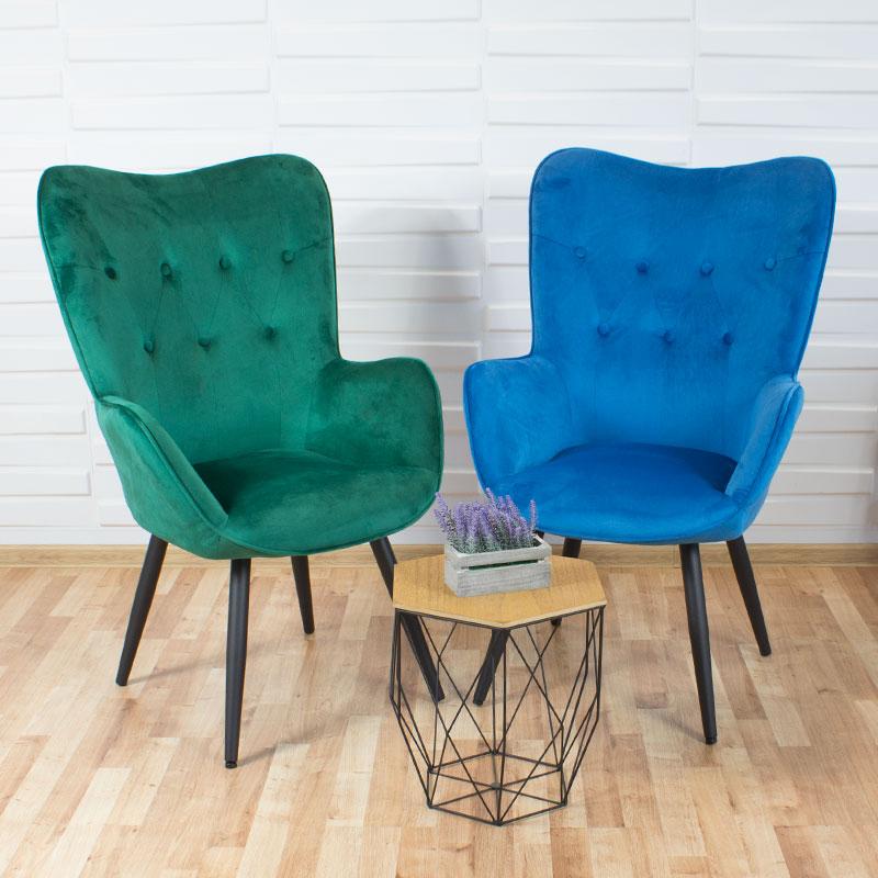 fotel uszak nowoczesny wypoczynkowy loft