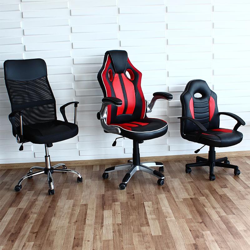 fotel biurowy gamingowy ekoskóra do biurka