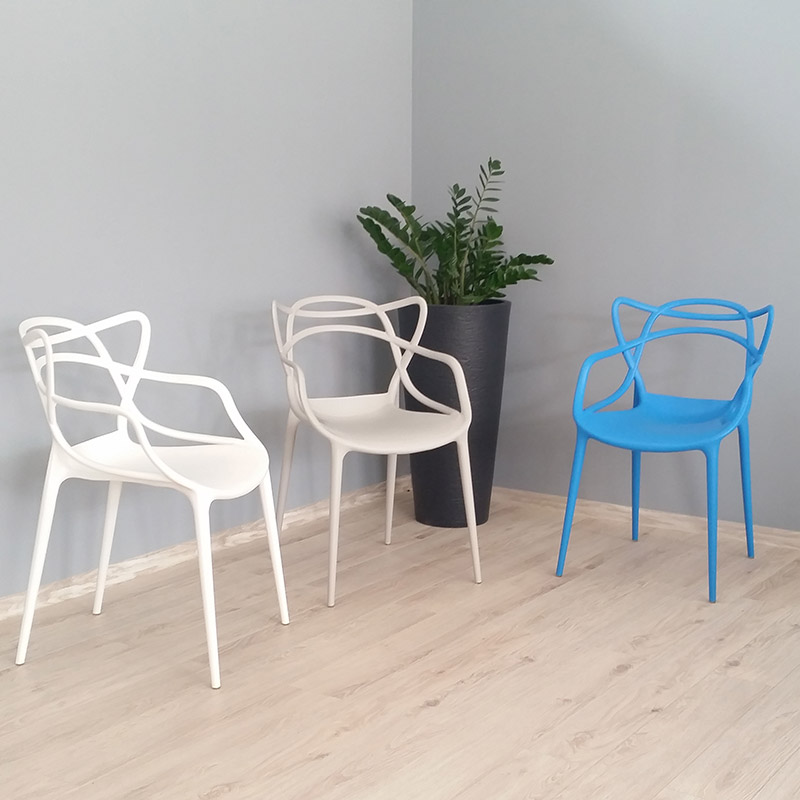 krzesło ażurowe do ogrodu nowoczesne