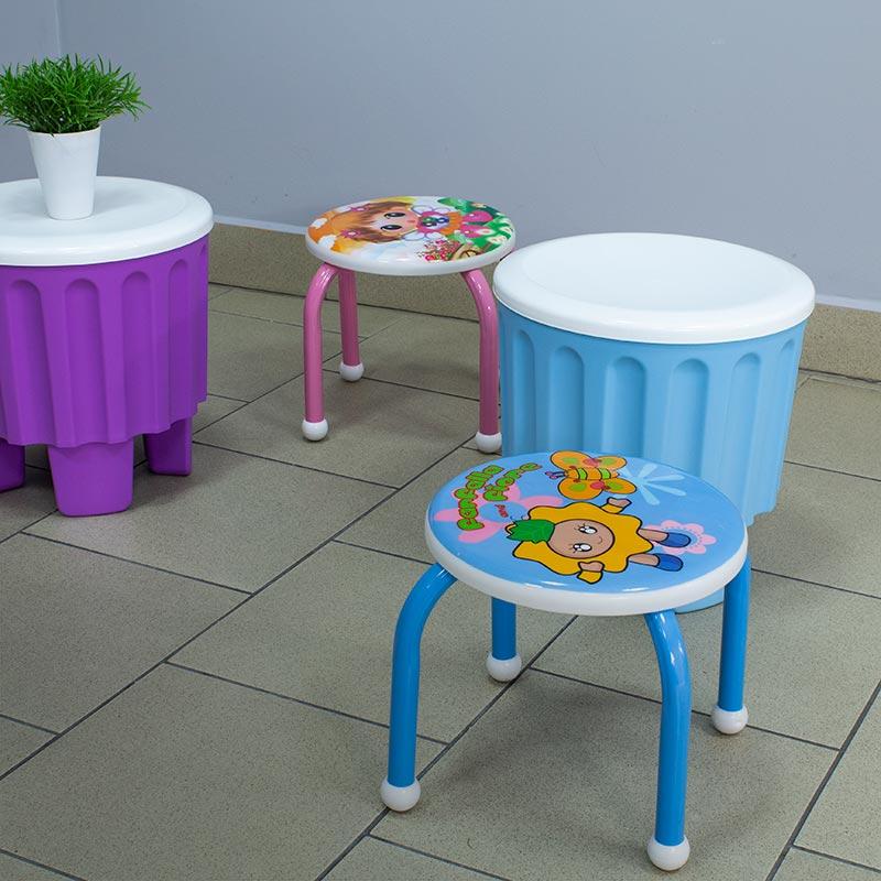 stołek taboret dla dziecka dziecięcy nowoczesny