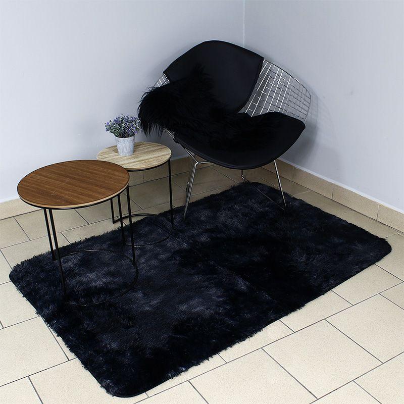dywan włochacz miękki do salonu prostokątny