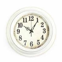 Klasyczny Zegar ścienny M 11 Biały Hile