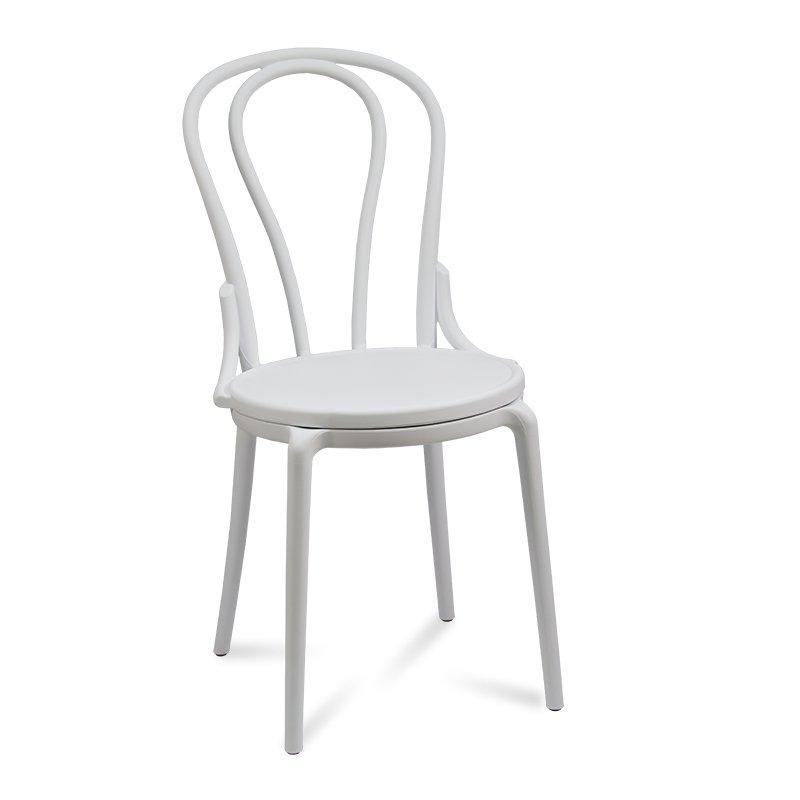 Krzesło Ogrodowe 832 Biały Hile