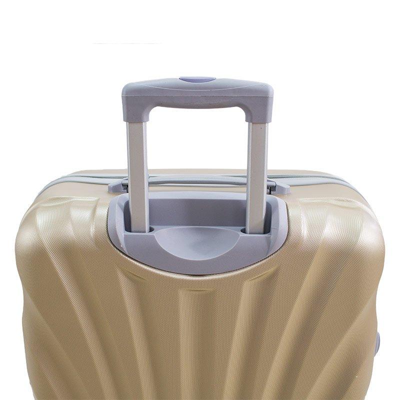 4f7faaa4539d3 ... Komplet walizek podróżnych na kółkach z wyciąganą rączką ABS 20/24/28  UC03004- ...